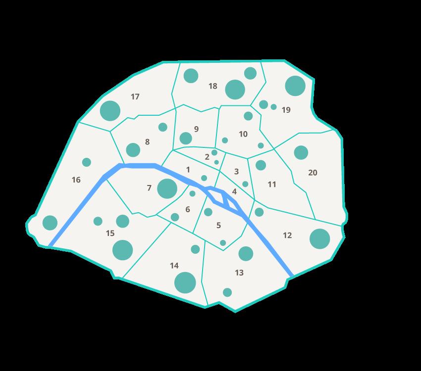 cartographie-arrondissements-paris